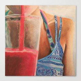 Refresh Me Canvas Print