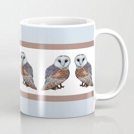 The Owl Collection - Barn Owl Coffee Mug