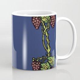 wine floral frame 2 Coffee Mug