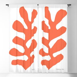 Henri Matisse, Papiers Découpés (Cut Out Papers) 1952 Artwork Blackout Curtain