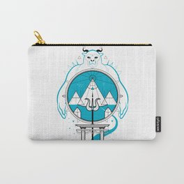 A Legend of Snow Carry-All Pouch