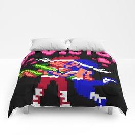 2P VICTORY! - Pixel Art Comforters