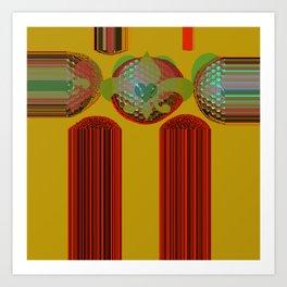 SUPERSONIC Art Print