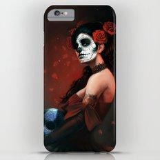Dia de los Muertos Slim Case iPhone 6 Plus