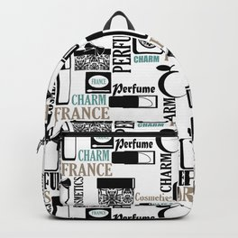 For charming ladies. Backpack