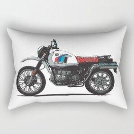 BMW R80GS PD Rectangular Pillow