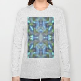 Soft water marble Long Sleeve T-shirt