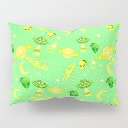 Citrus Space Pillow Sham