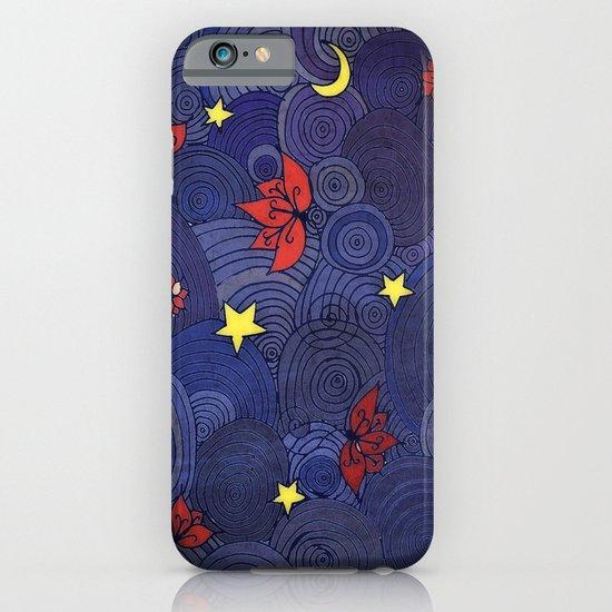 Lotus Sky iPhone & iPod Case