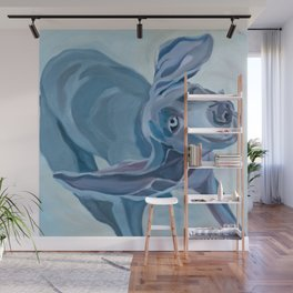 Great Dane Dog Shake Wall Mural