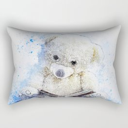 teddy Rectangular Pillow