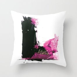 Let's Just Pretend Throw Pillow