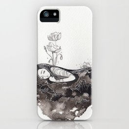 Dream with Poppies iPhone Case