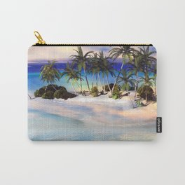 Wonderful view over the island Carry-All Pouch