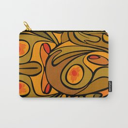 Rooster DeKooning Carry-All Pouch