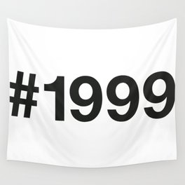 1999 Wall Tapestry
