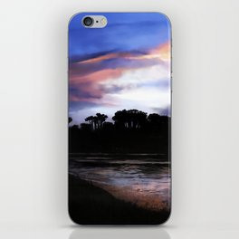 Essex River iPhone Skin