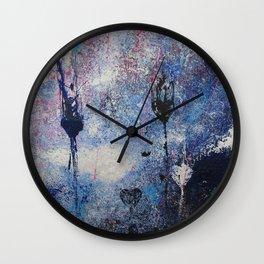 Kaleidoscope 5 Wall Clock