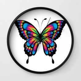 Butterfly Gift Wall Clock