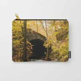 Stone Bridge Carry-All Pouch