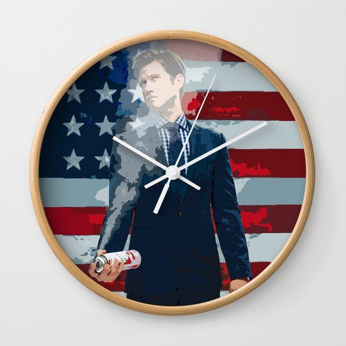 Braindead Wall Clock