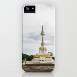 Thailand tempel Khao lak iPhone Case
