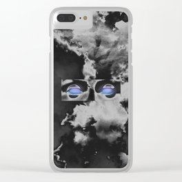 Rage Clear iPhone Case
