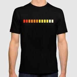 Minimal Synthesizer Design T-shirt