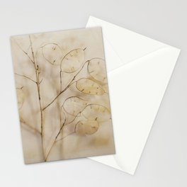 Lunaria Stationery Cards