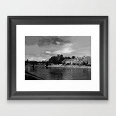 River Ouse Framed Art Print