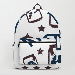 AMERICA THE BREWTIFUL T-SHIRT Backpack