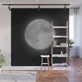 June Full Moon Collection 4 Wall Mural
