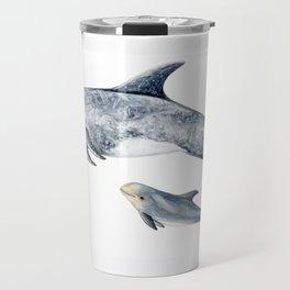 Risso´s Dolphin Travel Mug
