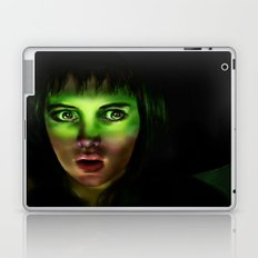 I myself am strange and unusual.  Laptop & iPad Skin