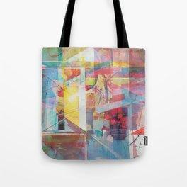 Urbanity I Tote Bag