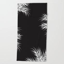 Tropical design 013 Beach Towel