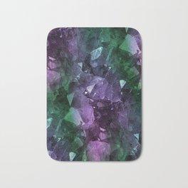 Crystal Geode Bath Mat