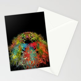 Colorful Mess Stationery Cards