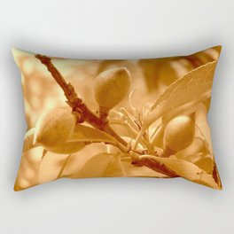 Pattie's Peach Buds Rectangular Pillow