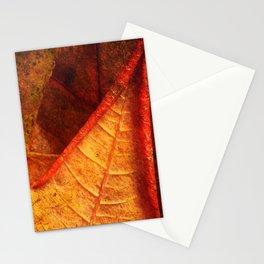 Cycle II Autumn Seasonal Modern ART Design  Stationery Cards