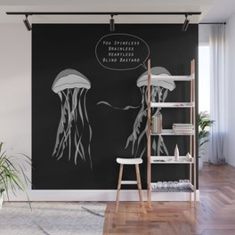 Fear the Jelly Wall Mural
