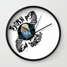 Bjorn - iRONSiDe Wall Clock