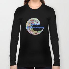 Kindness Reaches Everyone Long Sleeve T-shirt