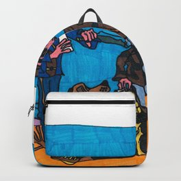 Side by Side Backpack