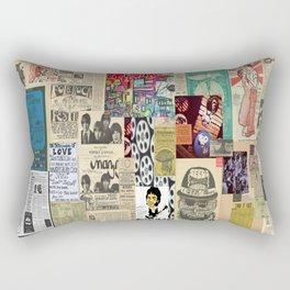 Ed's Music Mug Rectangular Pillow