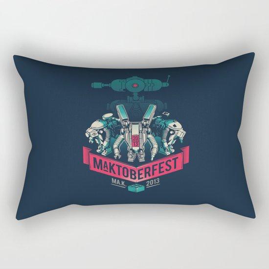 MaKtoberfest 13 Rectangular Pillow