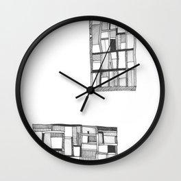 Lost Keys Cafe Wall Clock