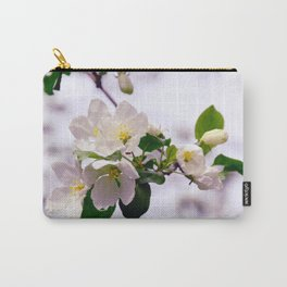 Apple Bloom Carry-All Pouch