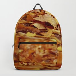 The Autumn leaves Backpack
