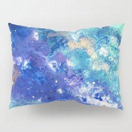 Muscida I - Abstract Costellation Painting Pillow Sham